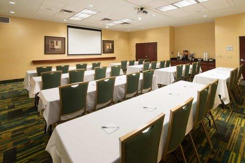 Hampton Inn - Suites El Paso West - Conference Room