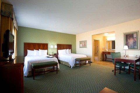 Hampton Inn - Suites El Paso West - 2 Queen Beds