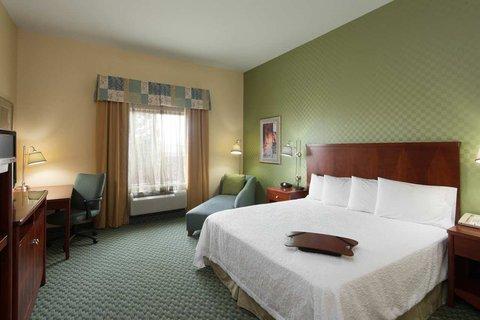 Hampton Inn - Suites El Paso West - Accessible Room