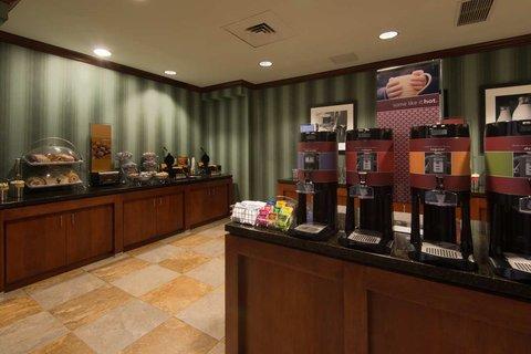 Hampton Inn - Suites El Paso West - Breakfast Area