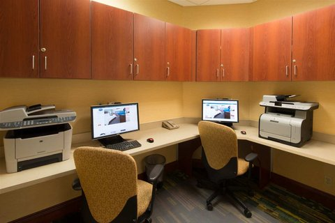Hampton Inn - Suites El Paso West - Business Center