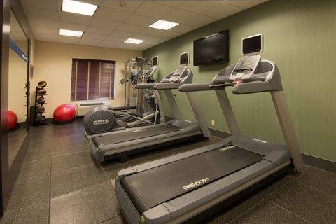 Hampton Inn - Suites El Paso West - Fitness Center