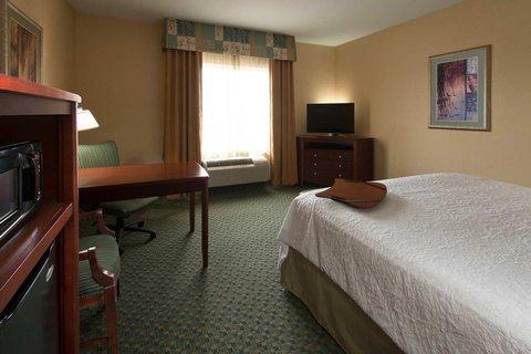 Hampton Inn - Suites El Paso West - King Guestroom