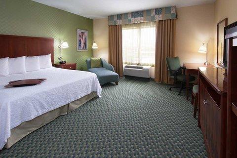 Hampton Inn - Suites El Paso West - King Accessible Room