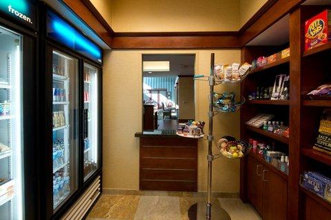 Hampton Inn - Suites El Paso West - Suite Shop