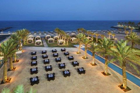 科威特希尔顿酒店 - Palm Court Terrace