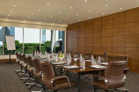科威特希尔顿酒店 - Meeting Room - Board Room Style