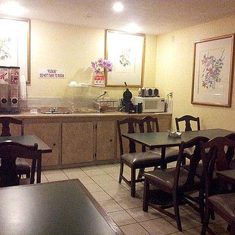 Garden Inn and Extended Stay - Garden Inn Shepherdsville Louisville Breakfast