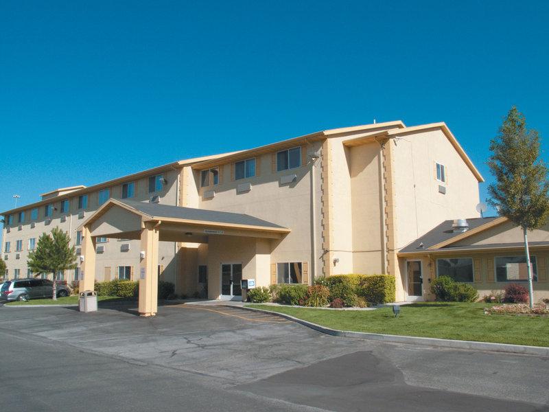 La Quinta Inn Salt Lake City West 外景