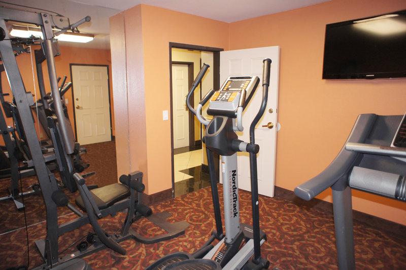 La Quinta Inn Salt Lake City West 健身俱乐部