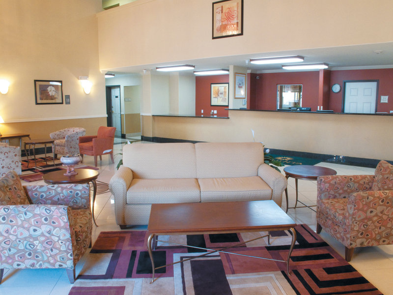 La Quinta Inn Salt Lake City West 前厅