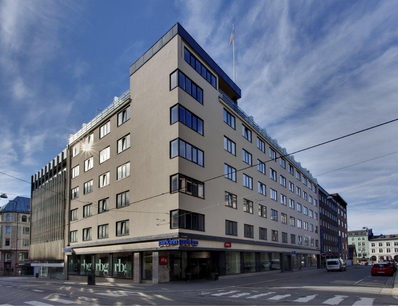 Park Inn by Radisson Oslo Вид снаружи