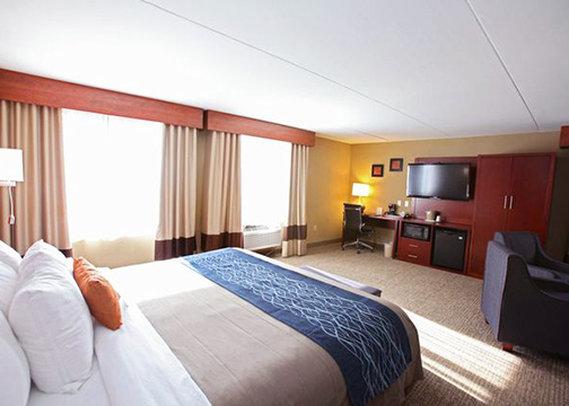 Comfort Inn Edgewater Diğer