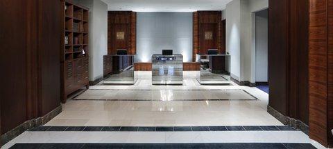 The Back Bay Hotel - Lobby Reception