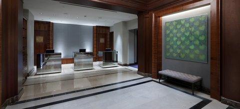 The Back Bay Hotel - Lobby