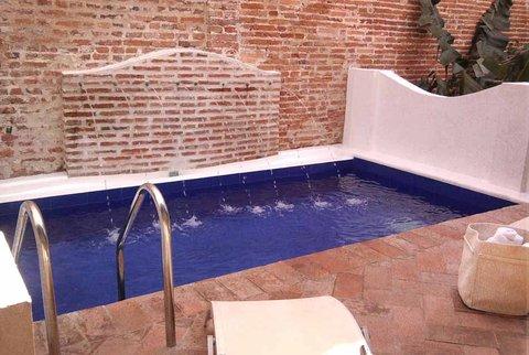 Alfiz Hotel - Pool