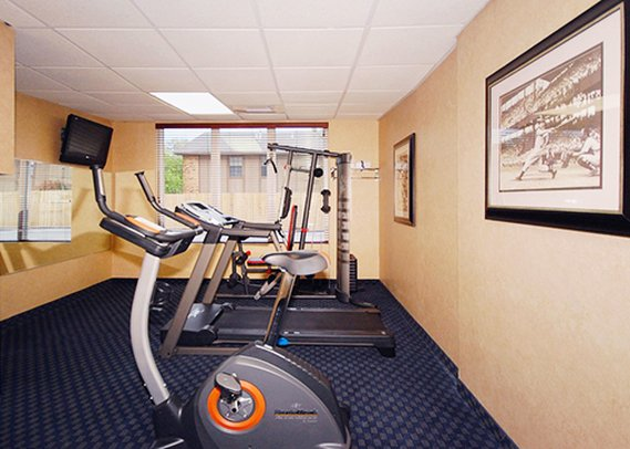 Comfort Inn Marion Fitness Club