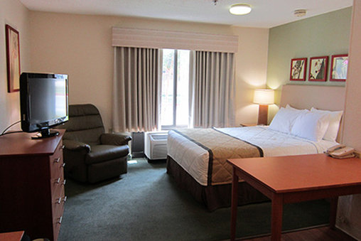 Extended Stay Deluxe San Antonio - Colonnade 客房视图