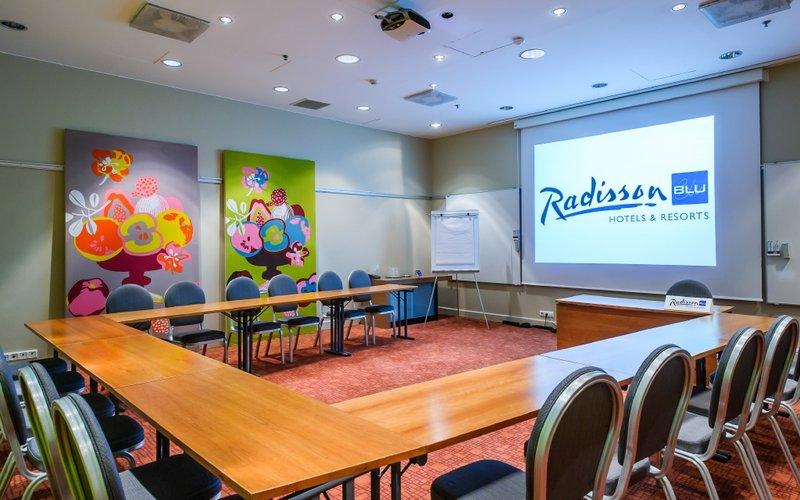 Radisson Blu Royal Hotel, Helsinki Pomieszczenie konferencyjne