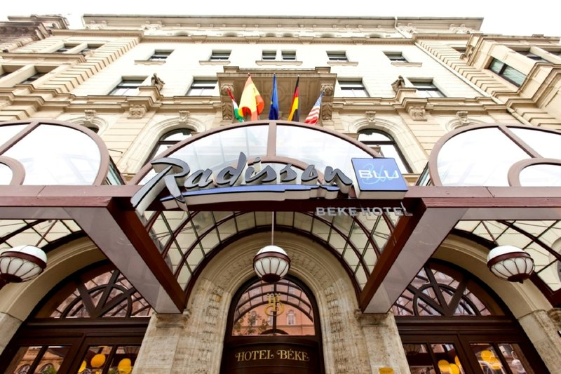 Radisson Blu Beke Hotel Dış görünüş