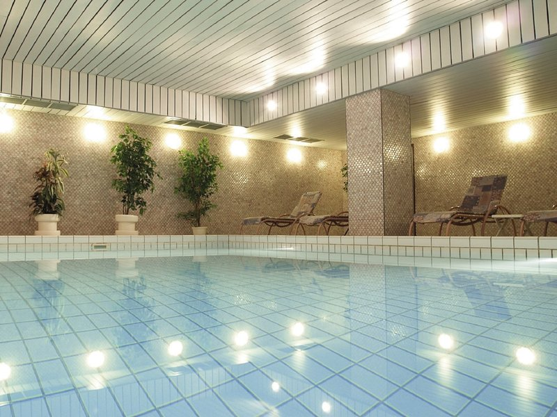 Radisson Blu Beke Hotel Havuzun görünümü