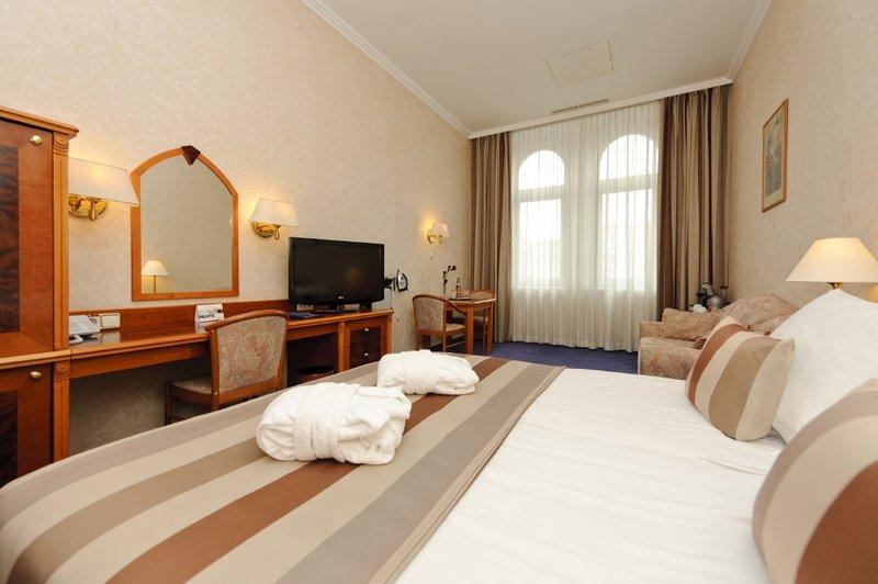 Radisson Blu Beke Hotel Odanın görünümü