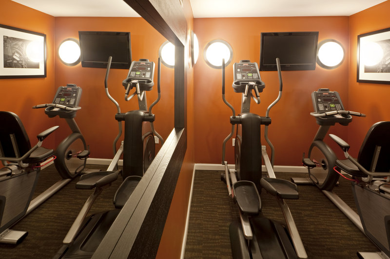 Holiday Inn Express Hotel & Suites Boston - Downtown Fitness-klub
