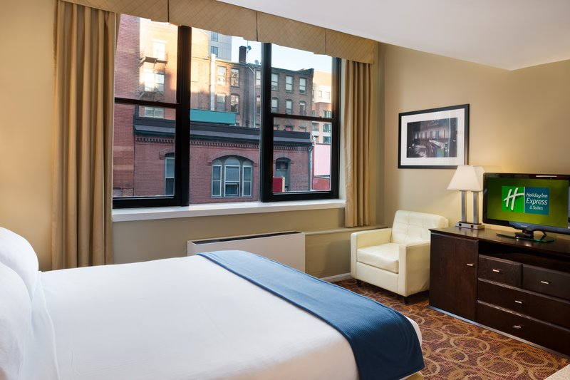 Holiday Inn Express Hotel & Suites Boston - Downtown Kameraanzicht