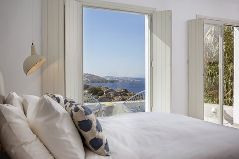 Boheme Hotel - Guest Room
