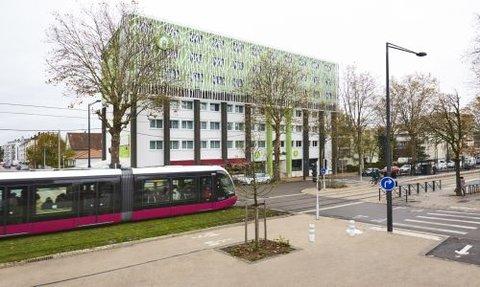 Campanile Dijon Congres Clemenceau - Exterior View