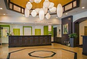 Lobby - Hilton Garden Inn Downtown DC