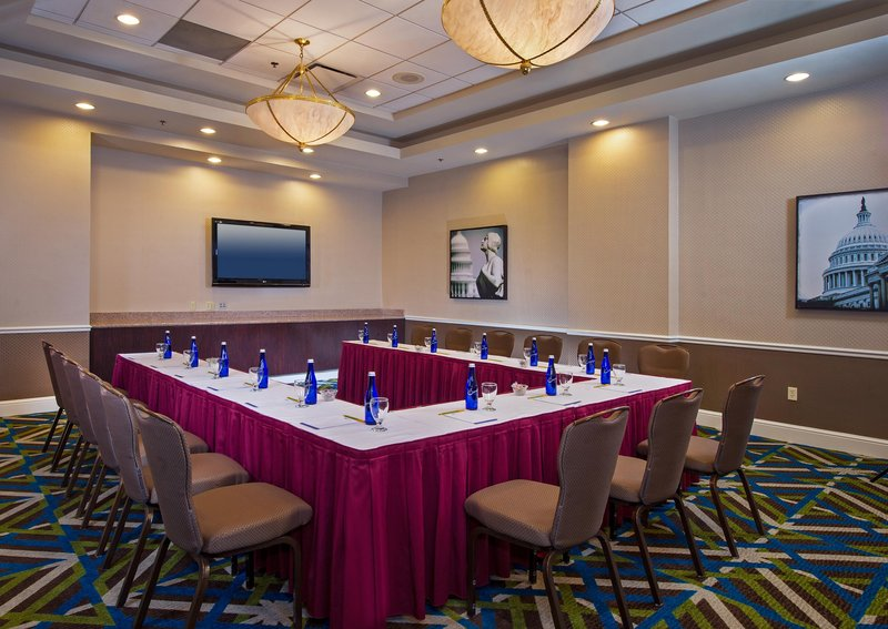 Hilton Garden Inn Washington DC Downtown Konferensrum