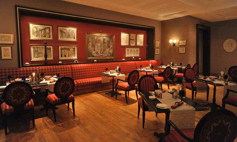 Sheraton Amman Al Nabil Hotel - Restaurant