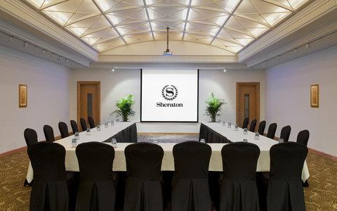 Sheraton Amman Al Nabil Hotel - Meeting Room