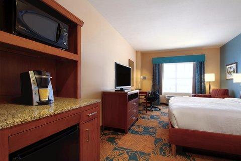 Hilton Garden Inn Oklahoma City Bricktown - King Room