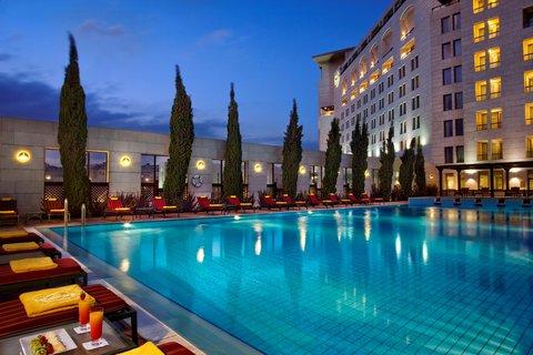 Sheraton Amman Al Nabil Hotel - Pool