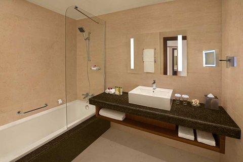 فندق ومنتجع دبل تري من هيلتون - سبا مارجان - Guest room Bathroom