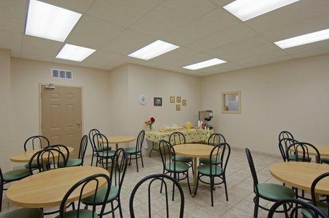 Americas Best Value Inn & Suites-Niagara Falls - Breakfast Area