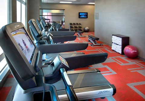 Courtyard Philadelphia South at The Navy Yard - Fitness Center