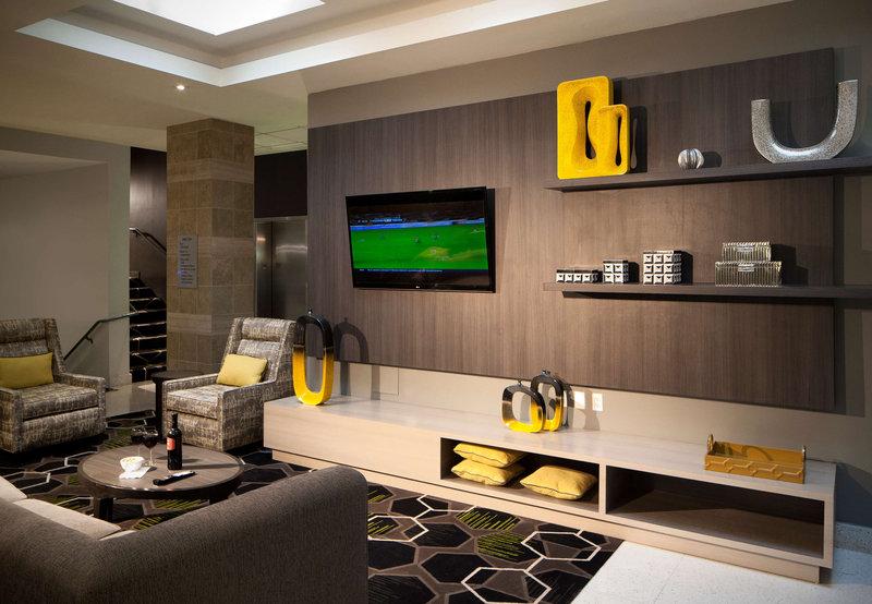 Hotel Courtyard Miami Beach South Beach Bar/Lounge