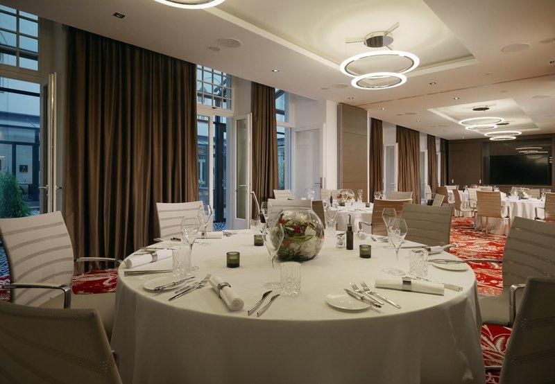 Hotel Am Steinplatz, Autograph Collection® Berlin Meeting Room – Banquet Setup