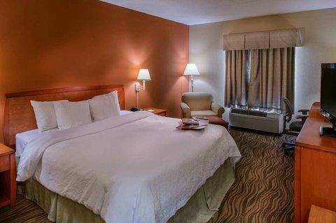 Hampton Inn - Suites Augusta West GA - King Standard