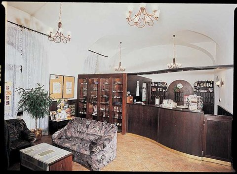 Hotel Petr - Interior image Lobby Reception