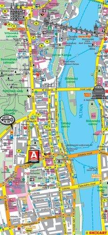Hotel Petr - Location map