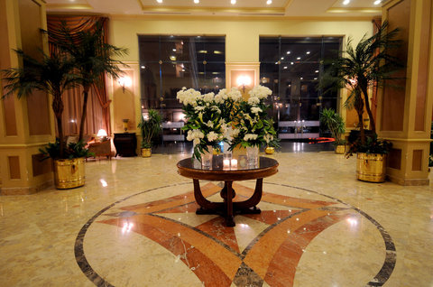 Grand Pyramids Hotel - Interior image Lobby Reception