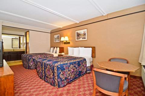 Americas Best Value Inn Athens - Double Beds Room