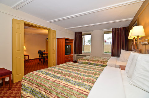 Americas Best Value Inn Athens - Double Deluxe Suite