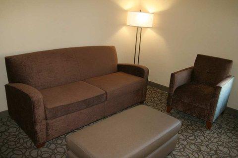 Hampton Inn Gainesville FL - Suite Living