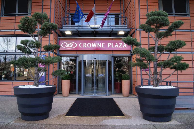 Crowne Plaza Lyon Vue extérieure