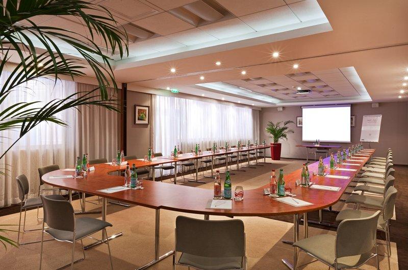 Crowne Plaza Lyon Salle de conférence